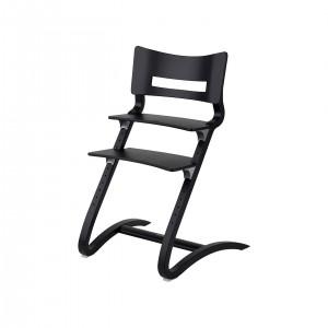Leander High Chair Black
