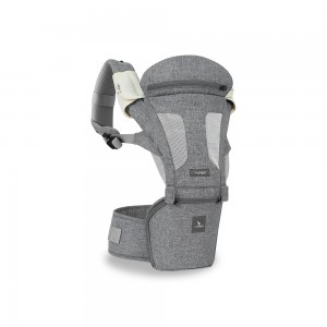 i-angel 2-in-1 New Magic 7 Folding Hip Seat Carrier